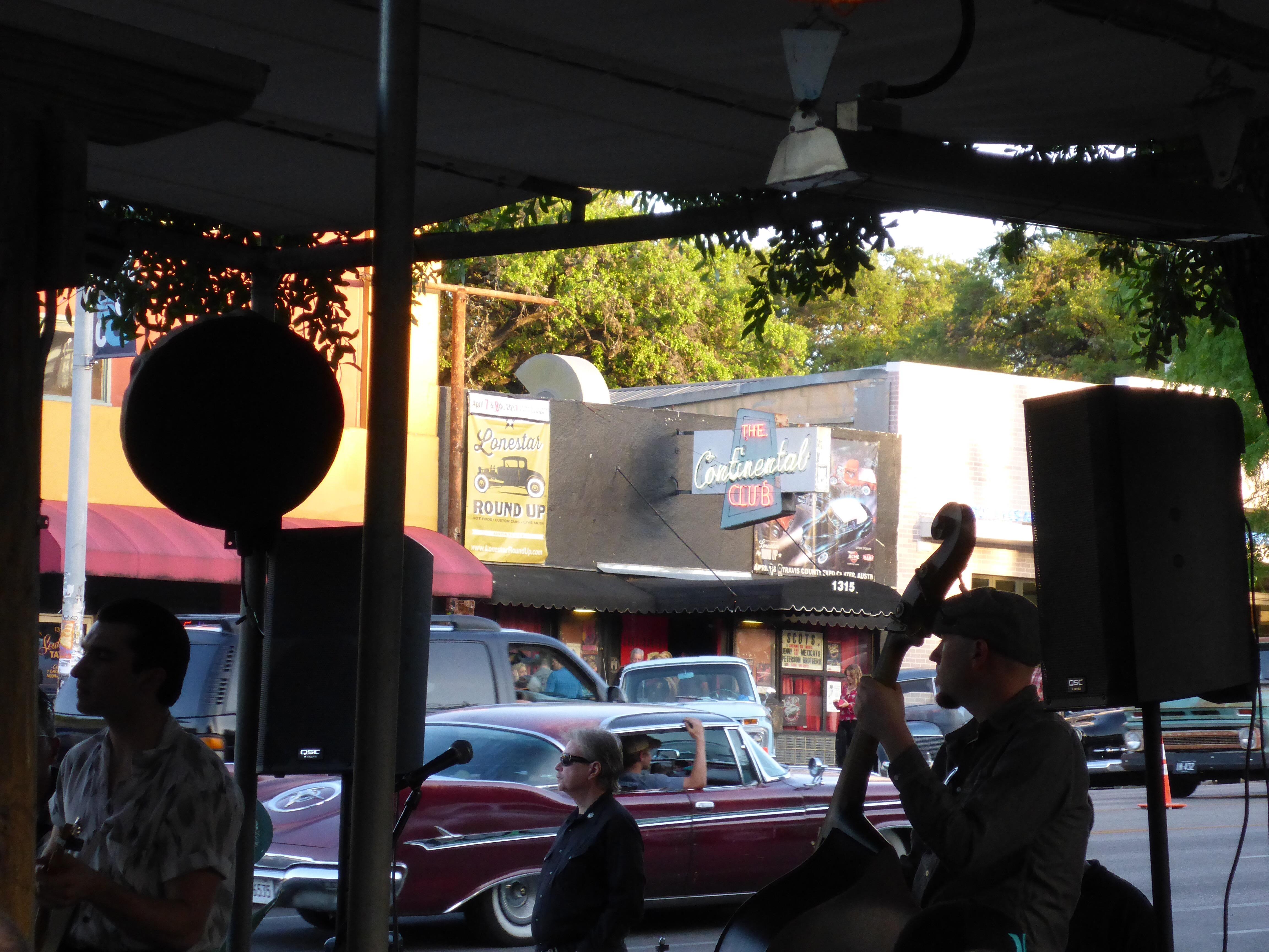 Downtown Earthrobert Page - Travis county expo center car show